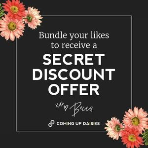 Accessories - Bundle Your Likes for a Secret Discount Offer!